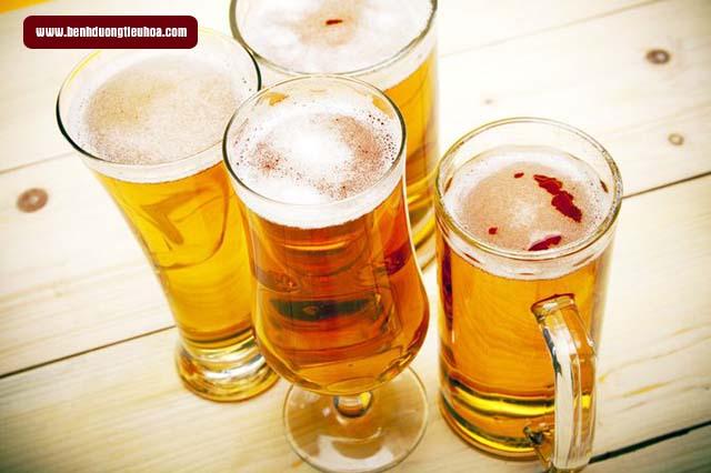 Nguyên nhân gây viêm loét dạ dày tá tràng do rượu bia