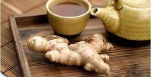 cách giảm đau dạ dày bằng trà gừng