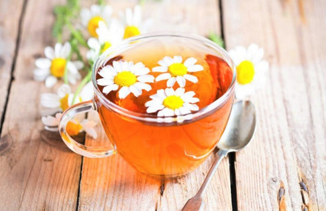 Chữa viêm hang vị dạ dày bằng trà hoa cúc