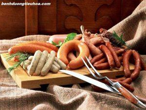 Món ăn cho người bệnh xuất huyết bao tử
