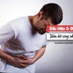 bệnh viêm bờ cong dạ dày