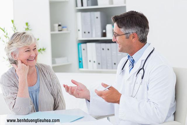 Bác sĩ khuyến cáo cho bệnh nhân bị bệnh trĩ ngoại độ 4