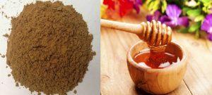 Tam thất và mật ong chữa đau dạ dày