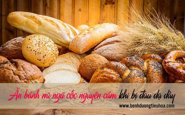 Có nên ăn bánh mì khi bị đau dạ dày?