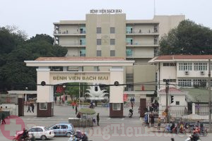 Bệnh viện Bạch Mai thăm khám và xét nghiệm vi khuẩn Hp