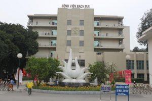 Bệnh viện Bạch Mai - Hà Nội