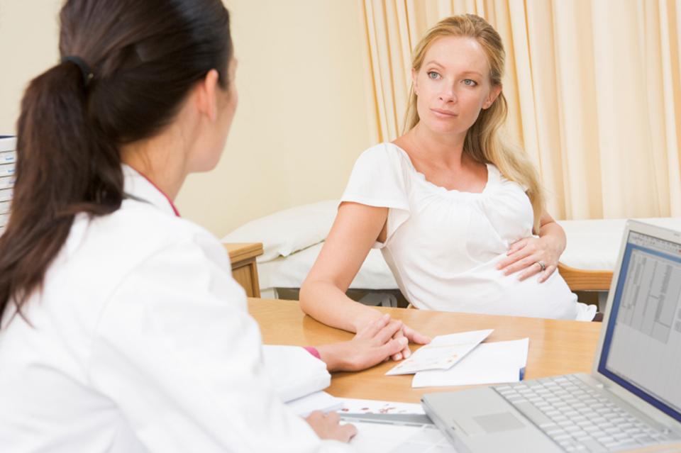 Phụ nữ mang thai cũng có thể bị bệnh trĩ