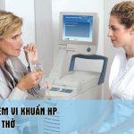 phương pháp xét nghiệm hơi thở để kiểm tra vi khuẩn Hp