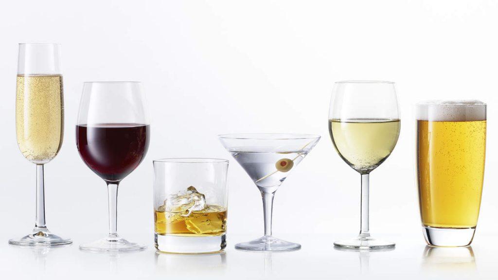 Kiêng rượu bia chất kích thích khi đau dạ dày