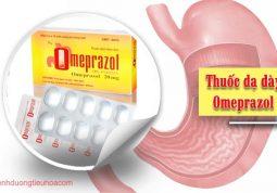 thuốc dạ dày Omeprazol