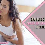 đau bụng dữ dội sau khi nội soi dạ dày