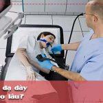 quá trình nội soi dạ dày kéo dài bao lâu