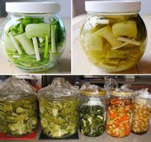 Thực phẩm muối chua dễ gây ung thư dạ dày