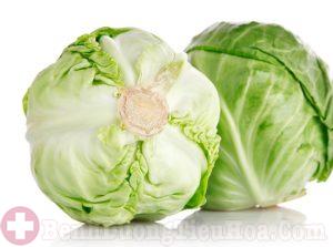 Điều trị vi khuẩn Hp bằng bắp cải