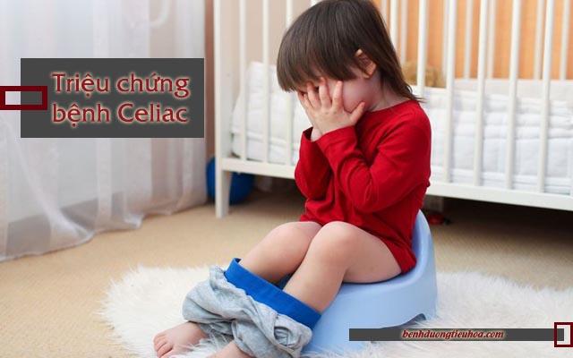 triệu chứng của Celiac