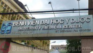 Khám trào ngược dạ dày tại bệnh viện Đại học Y dược Thành phố Hồ Chí Minh