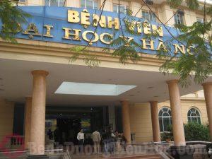Khám trào ngược dạ dày tại bệnh viện Đại Học Y Hà Nội