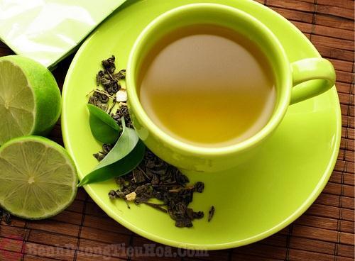Giải rượu bằng trà xanh không tốt cho sức khỏe