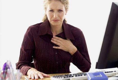 Đầy hơi, khó tiêu là nguyên nhân gây ợ hơi