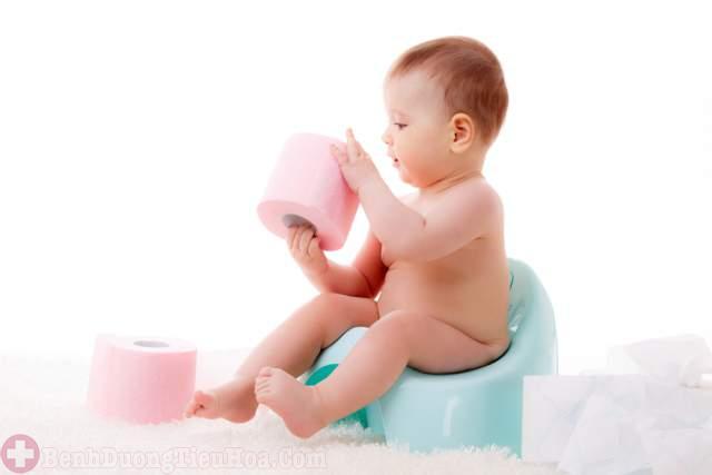 Cảnh giác bệnh trĩ ở trẻ em