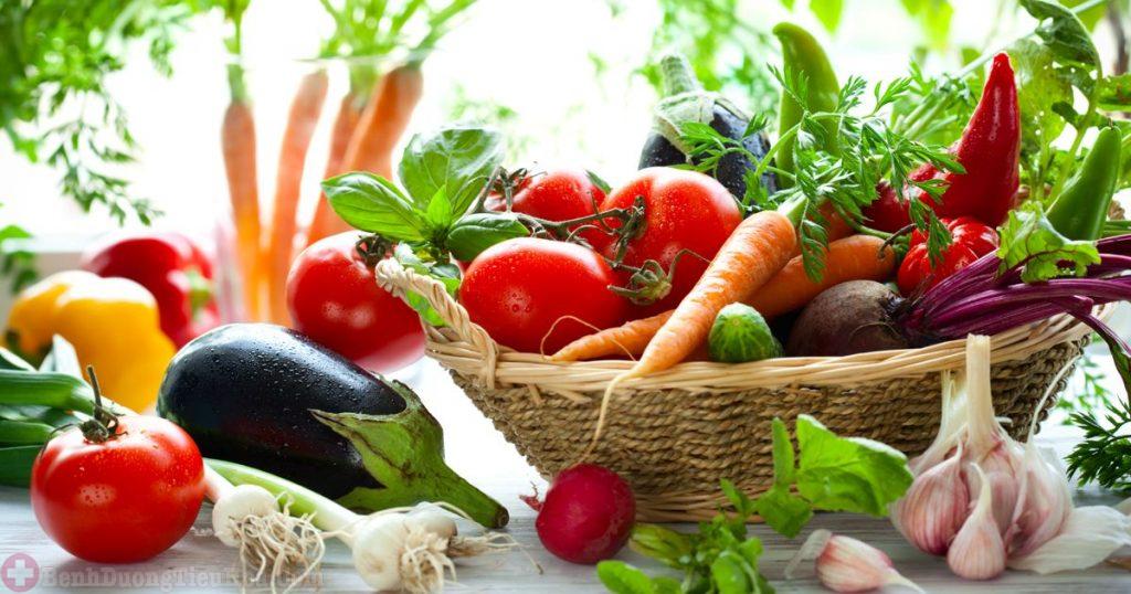 Chế độ ăn uống phòng ngừa bệnh trĩ