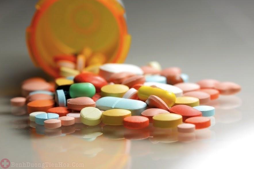 Thuốc điều trị viêm đại tràng sigma