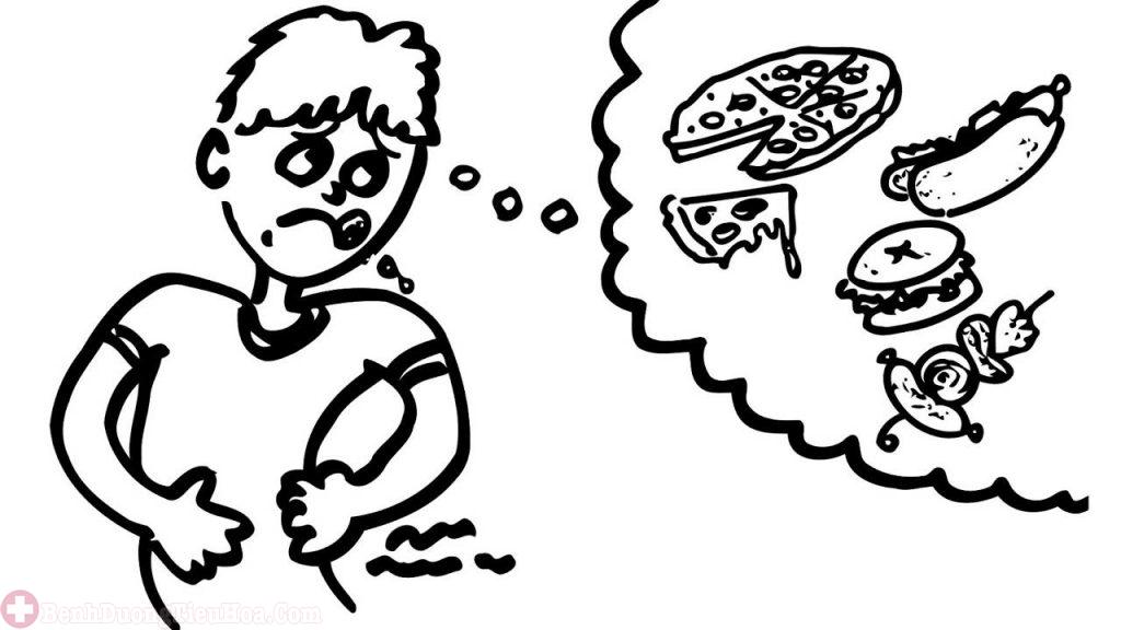 Thực phẩm không nên ăn khi đói