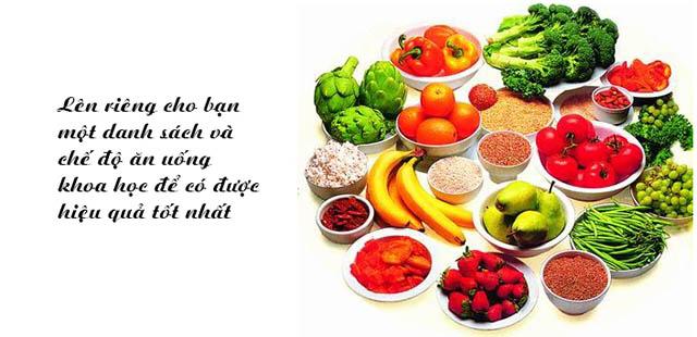 ăn uống đầy đủ khi bị viêm loét dạ dày tá tràng