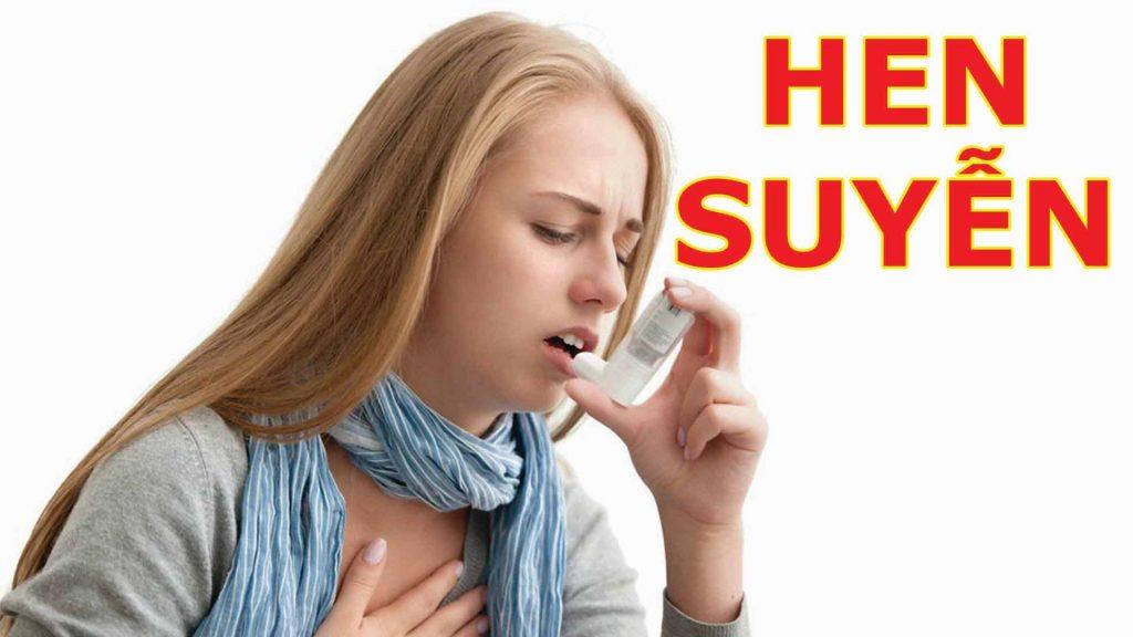 triệu chứng hen suyễn khi bị trào ngược dạ dày