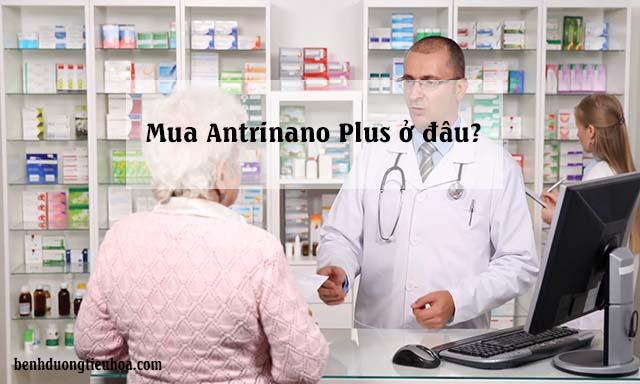Antrinano Plus giá bao nhiêu