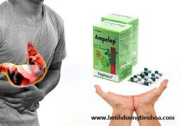 Thuốc Ampelop trị đau, viêm loét dạ dày