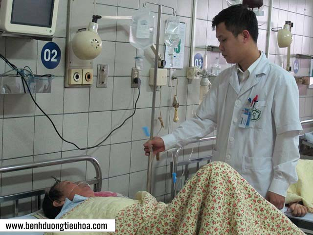 Hình ảnh nội soi dạ dày tại bệnh viện Bạch Mai