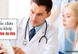 Thuốc chữa viêm khớp có thể gây đau dạ dày