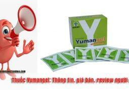 Thuốc yumangel có tác dụng gì đối với dạ dày?