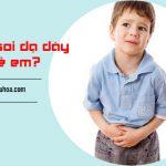 Có nên nội soi dạ dày cho trẻ em không?