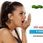 Vi khuẩn Hp gây hôi miệng
