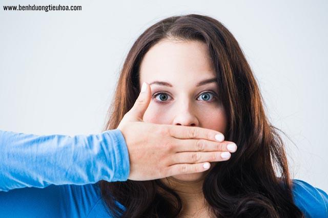 Vi khuẩn Hp: Thủ phạm gây hôi miệng