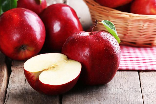 Ăn táo thường xuyên có thể làm giảm acid dạ dày