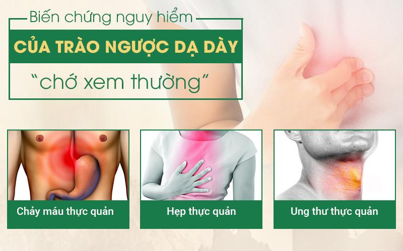 Là bệnh đơn giản nhưng nếu không chữa trị dứt điểm kịp thời, viêm loét dạ dày có thể gây ra nhiều biến chứng nguy hiểm.