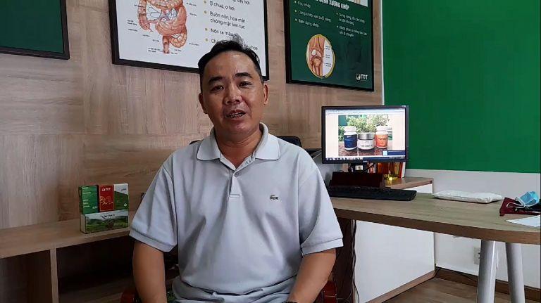 Bệnh nhân Lê Hưng Quốc chia sẻ về 145 Hoa Lan