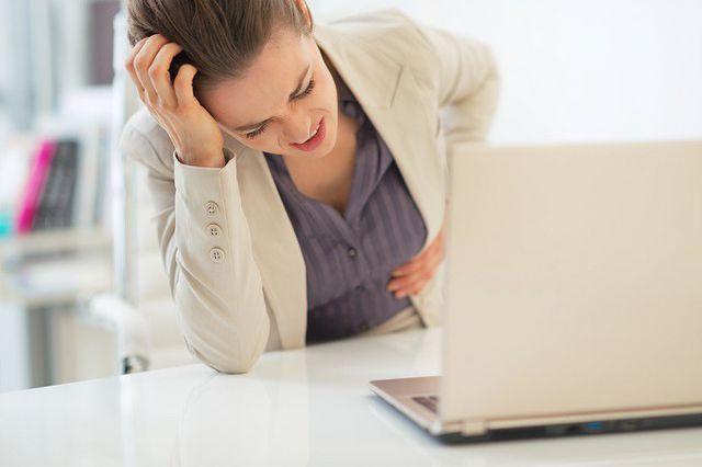 Cơn đau bao tử dai dẳng khiến nhiều người bệnh phải mất ăn mất ngủ.