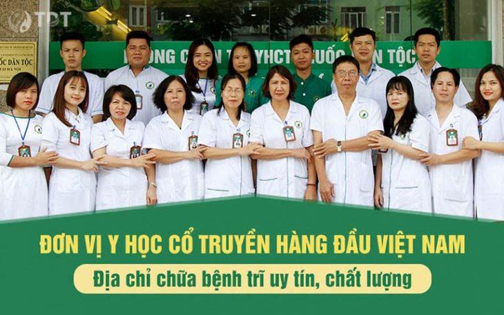Trung tâm Thuốc dân tộc chữa bệnh trĩ - Hiệu quả hàng đầu hiện nay