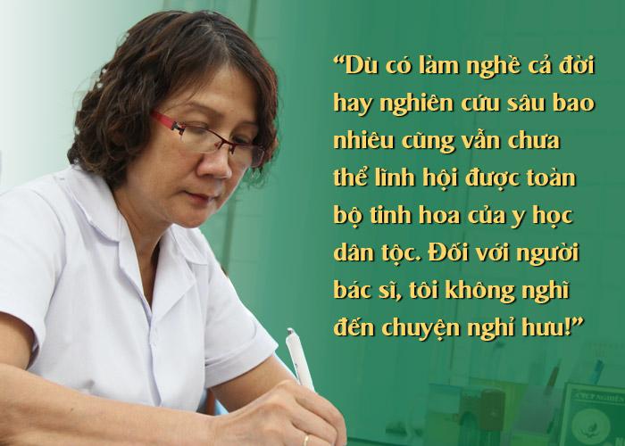 Chân dung Ths.Bs Nguyễn Thị Tuyết Lan