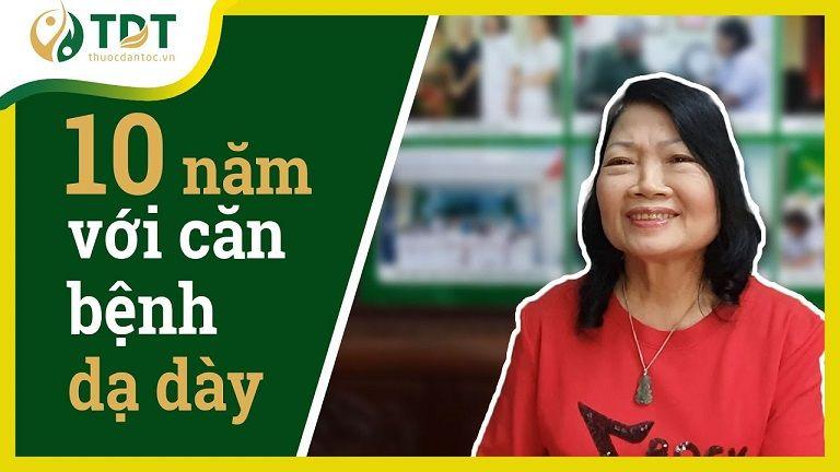 Cô Minh Hiền chia sẻ về bác sĩ Tuyết Lan