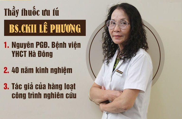 ThS. Bác sĩ Lê Thị Phương